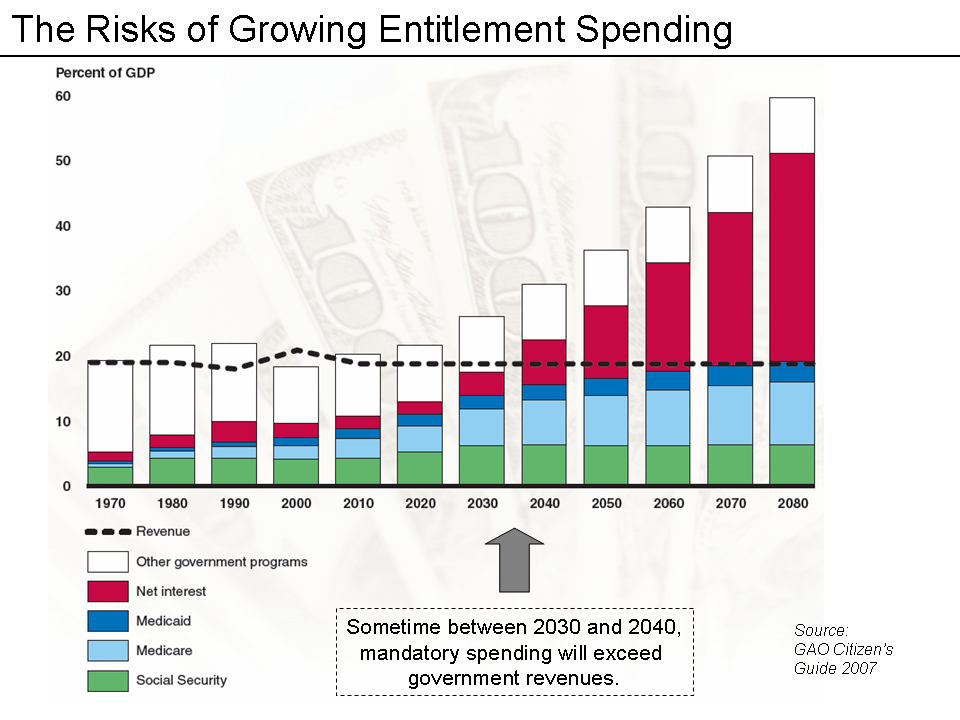 Graph from Government Accounting Office