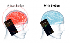 Stressed vs Calm with BioZen