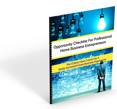 12 Point Business Opportunity Checklist